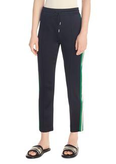 Sandro Jeanne Side-Stripe Track Pants