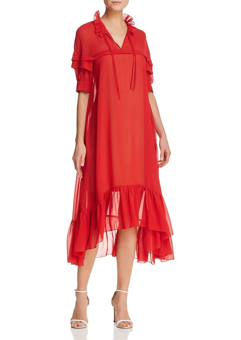 Sandro Joy Midi Dress - 100% Exclusive
