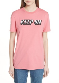 sandro Keep on Dancing Tee