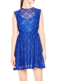 Sandro Mikka Lace Dress
