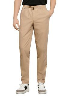 Sandro New Alpha Tapered Slim Fit Pants