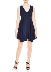 Sandro Paris Fit-and-Flare Dress