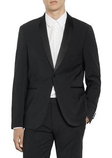 Sandro Shawl Collar Tuxedo Jacket