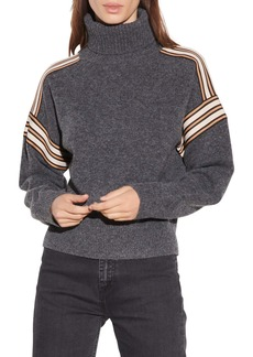 sandro Turtleneck Sweater