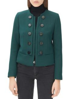 Sandro Valeke Tailored Jacket