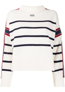 Sandro Saylor striped jumper