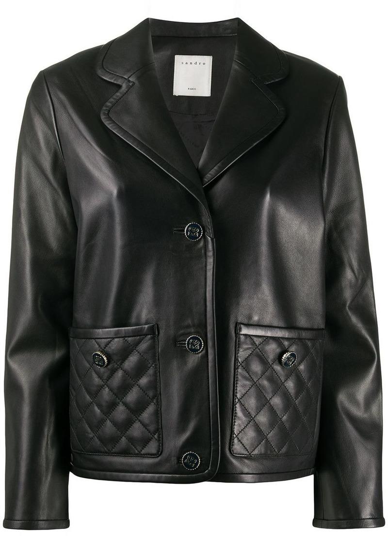 Sandro Shanon jacket