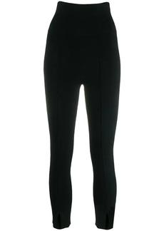 Sandro Sienna high-waist leggings