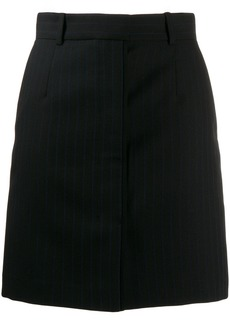 Sandro striped skirt