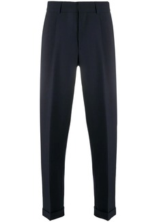 Sandro turn up trousers