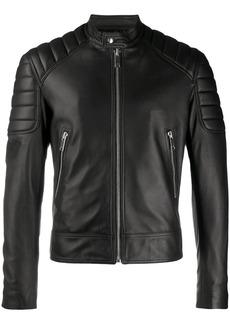 Sandro zipped biker jacket