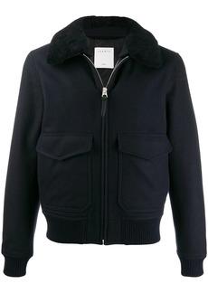 Sandro zipped bomber jacket
