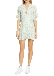 Sandy Liang Coco Mini Shirtdress