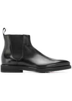 Santoni classic Chelsea boots