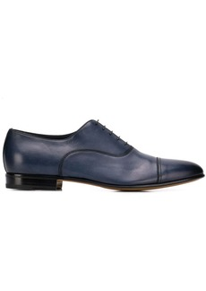 Santoni classic lace-up shoes