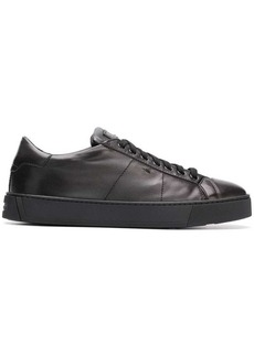 Santoni classic lace-up sneakers