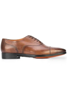Santoni Eamon cap toe shoes