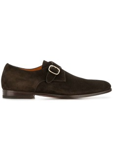 Santoni formal monk shoes