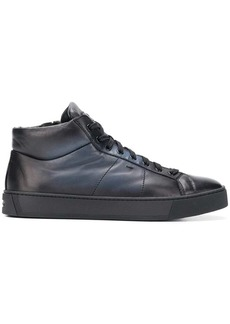 Santoni hi-top sneakers