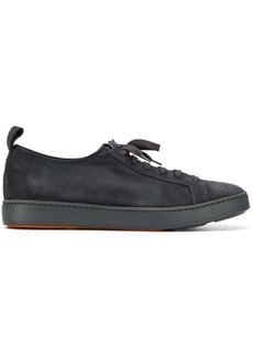 Santoni lace-up low sneakers