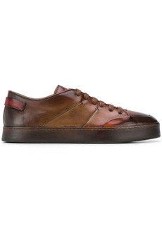 Santoni low top sneakers