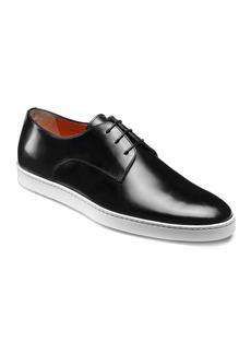 Santoni Men's Doyle Leather Sneakers