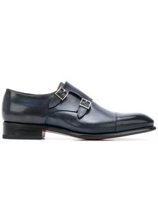 Santoni monk shoes