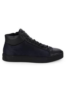 Santoni Ricardo High-Top Sneakers