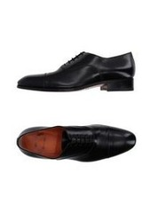 SANTONI - Lace-up shoe