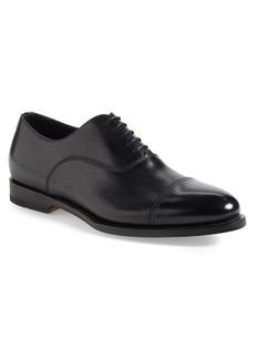 Santoni 'Ace' Cap Toe Oxford (Men)