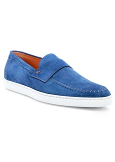 Santoni Banker Loafer Sneaker (Men)