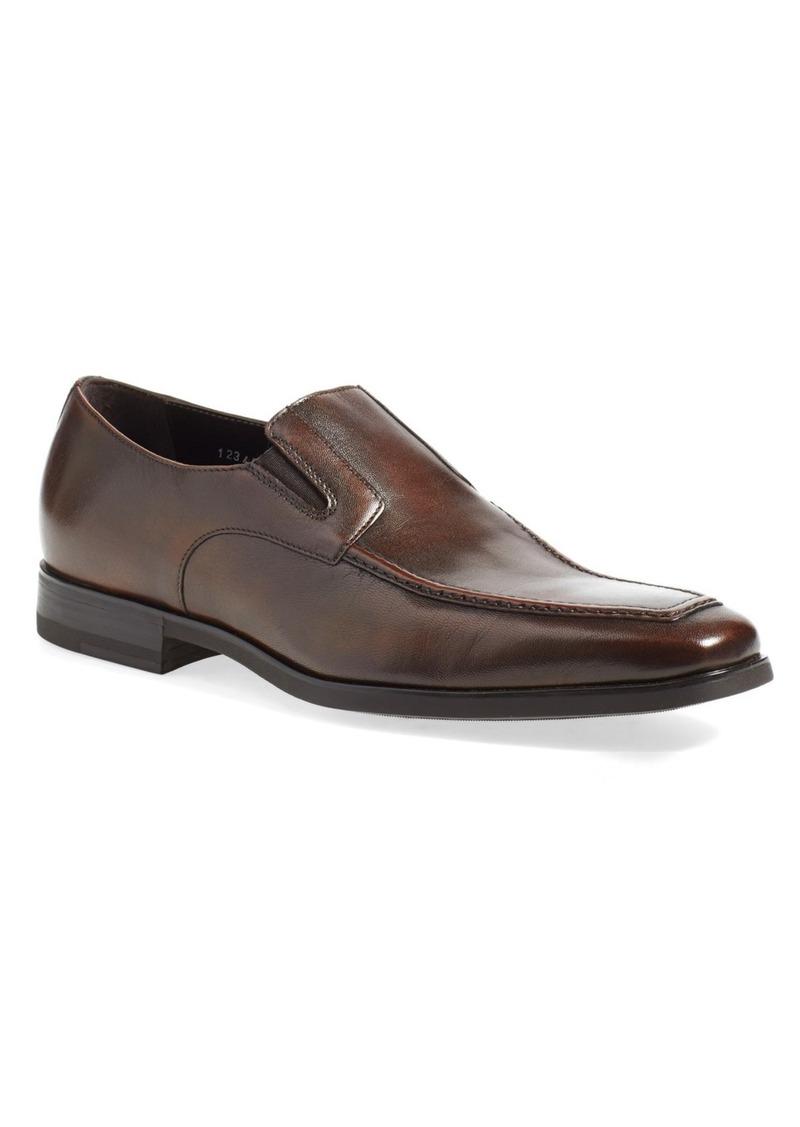 Santoni 'Blaze' Venetian Loafer (Men)