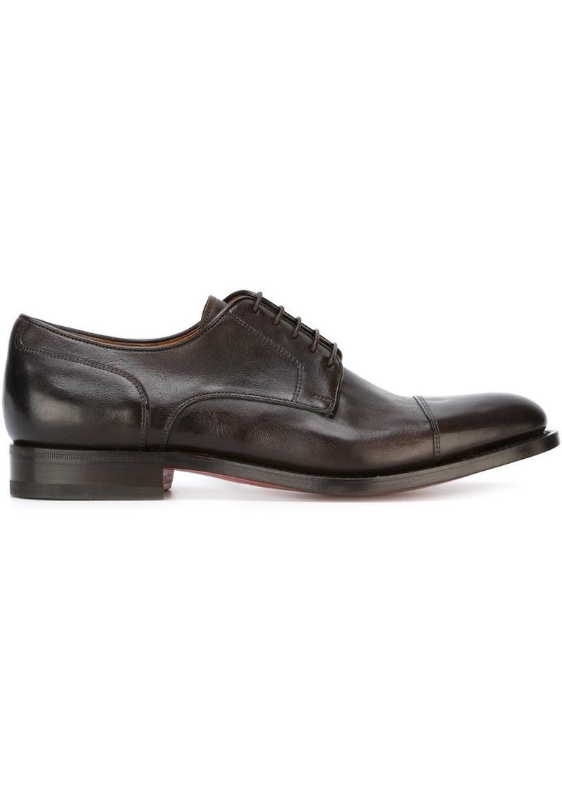 Chaussures Classiques Derby - Santoni Brun pySLpIxrZx
