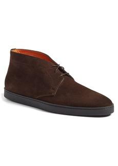 Santoni Eddy Chukka Sneaker Boot (Men)
