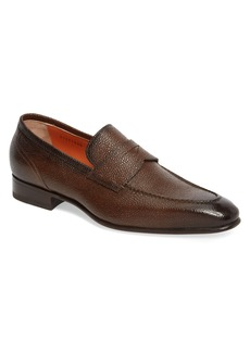 Santoni Felipe Penny Loafer (Men)