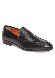 Santoni Gavin Penny Loafer (Men)