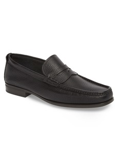 Santoni Holt Penny Loafer (Men)
