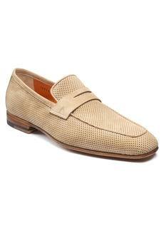 Santoni Joseph Penny Loafer (Men)