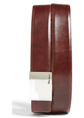 Santoni Leather Belt