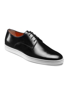 Santoni Men's Doyle Leather Sneakers