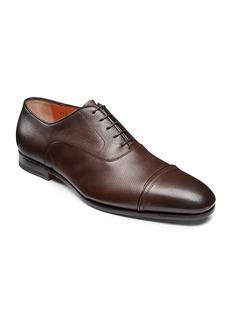 Santoni Men's Iafet Leather Lace-Ups