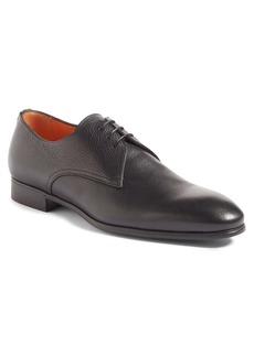 Santoni Wescott Plain Toe Derby (Men)