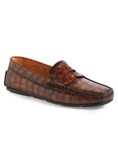 Santoni 'Tanton' Driving Shoe (Men)