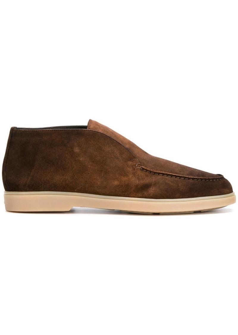 Santoni slip-on loafers | Shoes