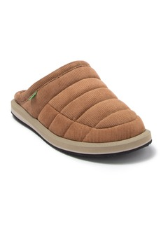 Sanuk Puff And Chill Low Cord Slipper