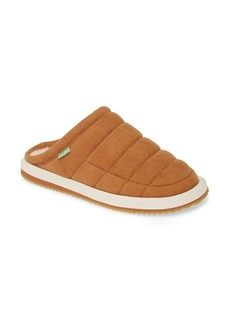 Sanuk Puff N Chill Low Cord Quilted Mule
