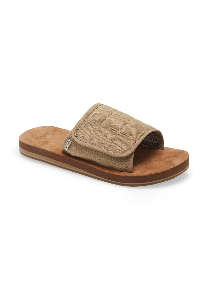 Sanuk Bixby Slide Sandal (Men)