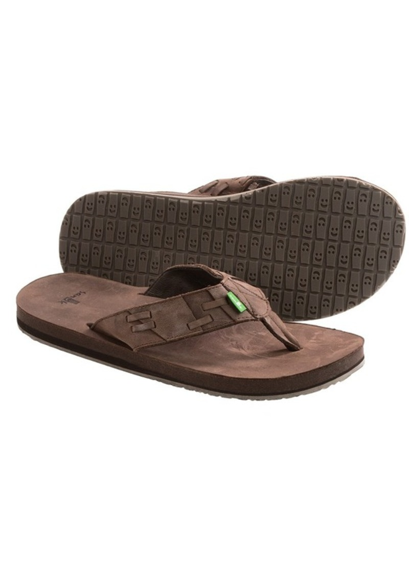 Sanuk Sanuk Colt Sandals Flip Flops For Men Shoes