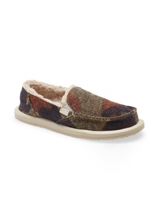 Sanuk Donna Camo Chill Slip-On Sneaker (Women)