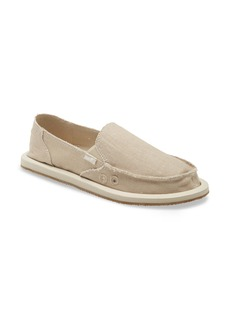 Sanuk Donna Hemp Loafer (Women)